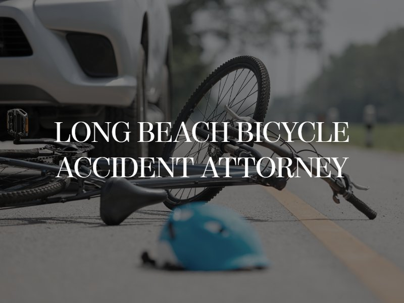 Long Beach bicycle accident attorney